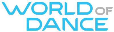 World of Dance Dance Competition Logotype